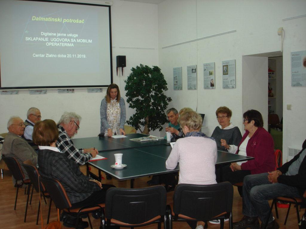 Predavanje: Digitalne javne usluge- sklapanje ugovora sa mobilnim operaterima