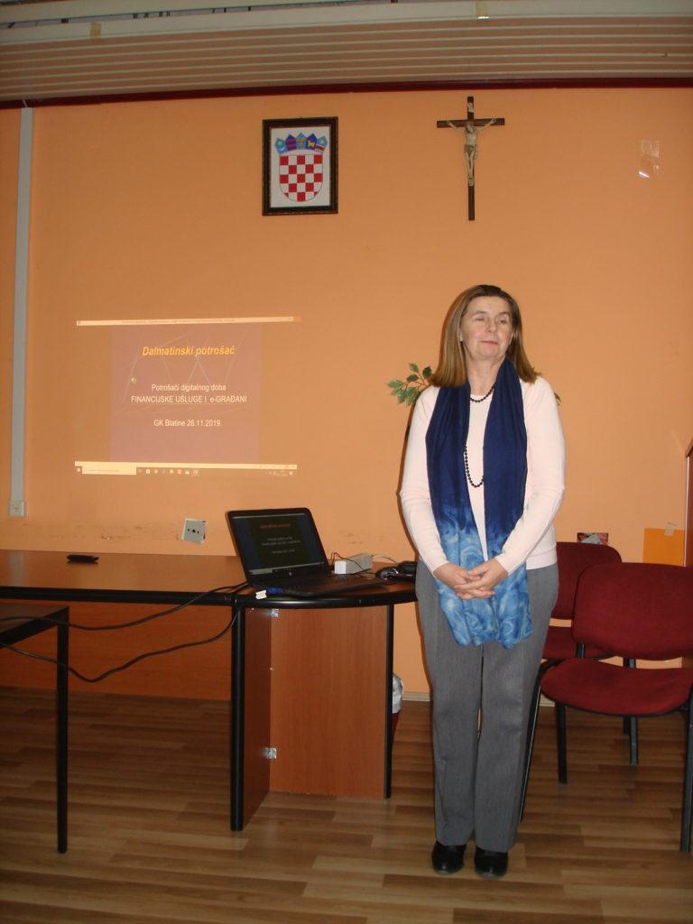 Predavanje: Financijske usluge i E- građanin